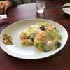 中華料理 漢華林 - 料理写真:あんかけ焼そば。
