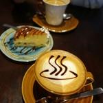 四万温泉 柏屋カフェ -