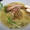 塩麺独歩相棒 - 料理写真:塩麺独歩(塩麹)大盛り