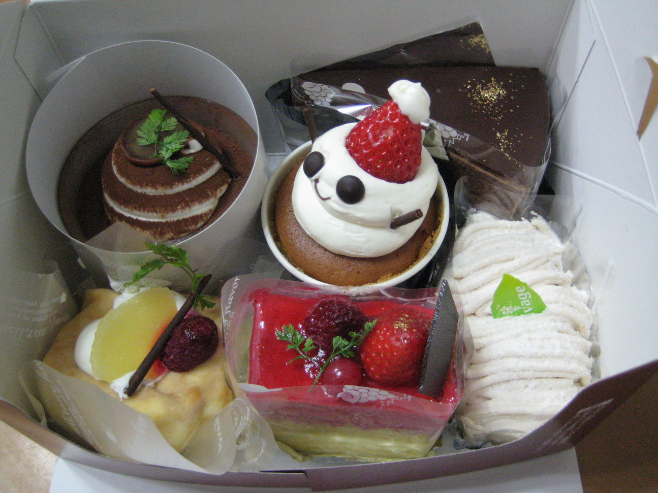 ケーキハウス - リバージュ 東岸和田店