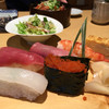 鮨 田村 - 料理写真:にぎりの空