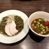 らぁめん トリカヂ イッパイ - 料理写真:つけ麺(抹茶麺)