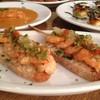 Bar Maquó - 料理写真:芝エビのゴイスアルギ風
