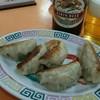 丸義 - 料理写真:餃子