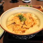 水軍の郷 - 穴子丼