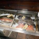 番屋ながさわ - 料理写真:lこの日の魚
