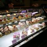 パティスリー ラ グリシーヌ - 美味しそうなケーキ(^^ )