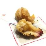 第三春美鮨 - 北寄貝の水管