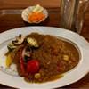 ジル カフェプラスバー - 料理写真:スパイスカレー(白米):890円