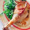 イル キャンティ ビーチェ - 料理写真:赤鶏の骨付きソテー 〜コンフィスタイル〜@1480円