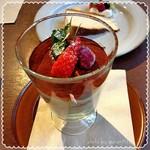CAFE M - ランチデザート