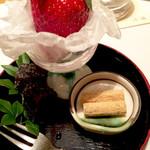 六本木 浜藤 - デザートはイチゴでした