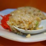松楽 - 昔ながらのシットリ炒飯