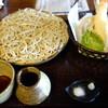 白州手打ち蕎麦 くぼ田 - 料理写真:天もり