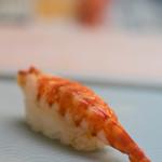 寛八 - 料理写真:車蝦(くるまえび)、巻(まき)