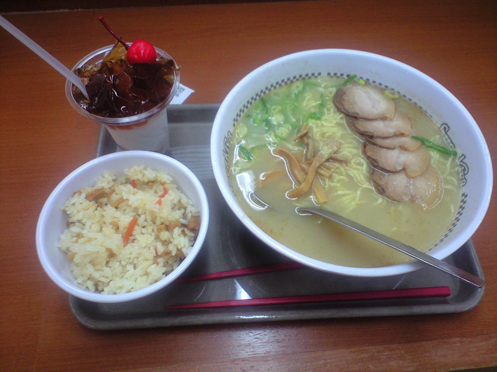 スガキヤ 桑名イオン店