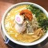 ちゃーしゅうや武蔵 - 料理写真:2017/01/31 からし味噌らーめん (クーポン使用にて無料)