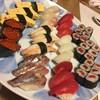 楽座 - 料理写真:上にぎり寿司3人前