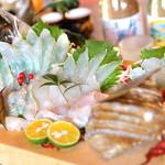 新島水産 - お刺身