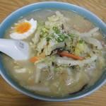李花 - 料理写真:春雨スープ@600