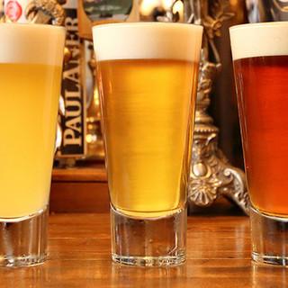 【生ビール20種類以上飲み放題】付きプラン⇒5130円!!