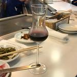 赤白 - デザートワイン