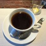 カンティーナ シチリアーナ - コーヒーもつきます