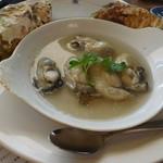 マーロウ - 岩手県産 牡蠣のミネラル焼き