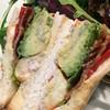 Mariposa - 料理写真:サンドイッチのアップ♪