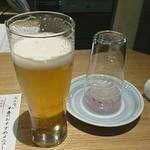 和酒BAL だんない - 生ビール