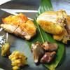 鶏割烹 ならや - 料理写真:大和肉鶏 炭火焼3種盛り合わせ