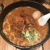 黒椿屋 - 料理写真:牛バラ肉麺
