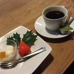 粟 - デザートとコーヒー