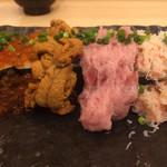 板前寿司 江戸 - レインボー寿司1490円 通常は2980円らしい。