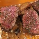 Bistro-SHIN 2 - ハラミのステーキ