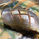 第三春美鮨 - 小鰭 52g 刺し網漁 佐賀県大浦