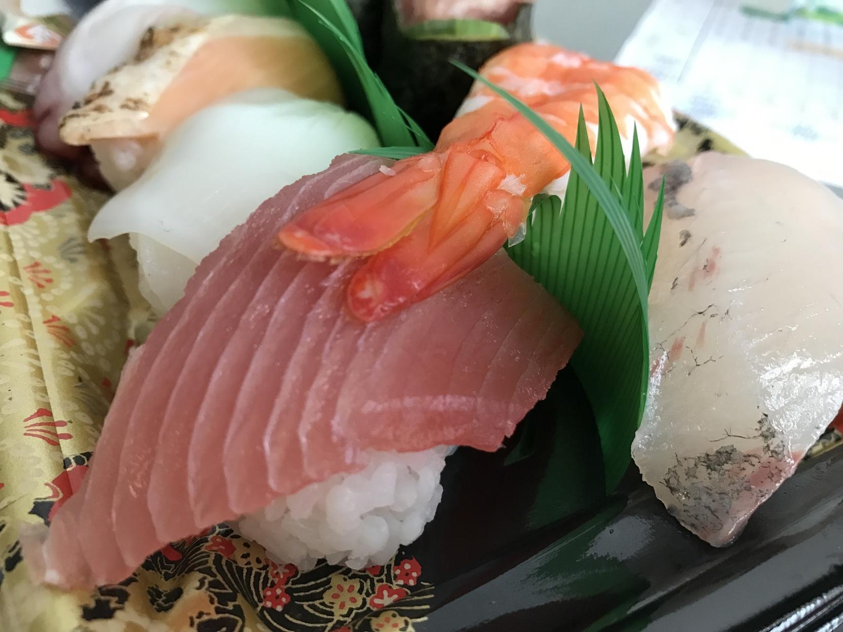 魚屋寿司たかぎ 安曇川店