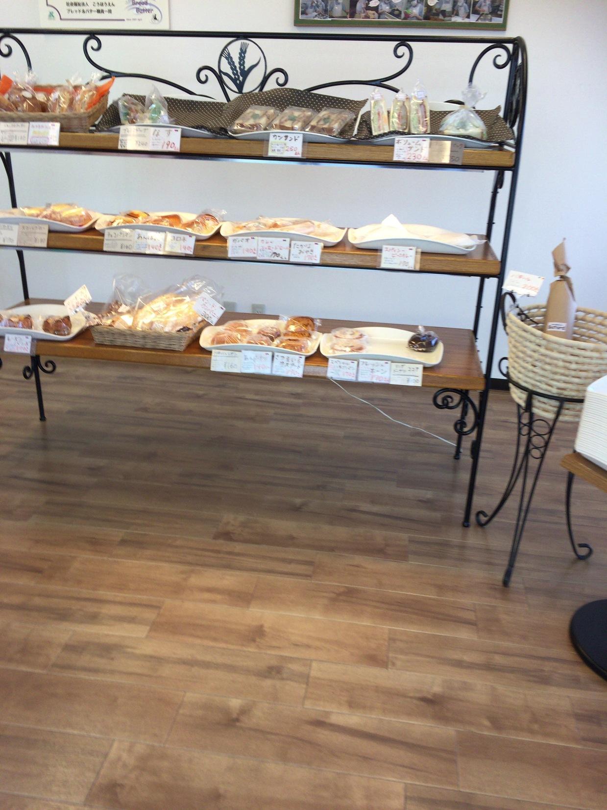ベーカリーカフェ ブレッド&バター 2号店