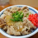 ちばき屋 - 豚飯