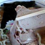 麺屋 小太郎 - チャーシュー