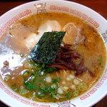 七代目哲麺  - 醤油豚骨ラーメン