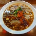 62041789 - 辛口炙り肉ソバ「醤油」