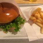 the 3rd Burger - ダブルバーガーとポテトS