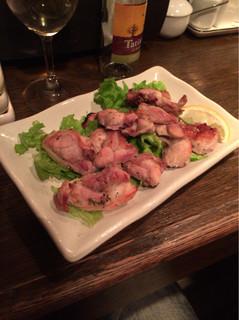 サムライキッチン - 【若鶏のハーブ焼き】(300円税込)ボリュームたっぷりで満足♪
