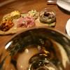 ラ・ジョストラ - 料理写真:アペリティーボ