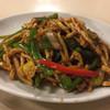 東光飯店 - 料理写真:ピーマンと豚肉炒め