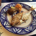 62056377 - 【チ鯛のオーブン焼き】(通常ランチに+50円)