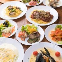 『イタリア一周×食べ飲み放題』