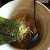 奨 - 料理写真:醤油ラーメン細麺150g 780円