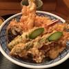 天さく - 料理写真:特製天丼